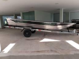 Barco semi chata robalo 500