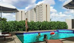 Apartamento no Tabapua Caucaia 02 Qtos 1/2 Vagas,Elevador,Promoção Abr 10.000 Desconto Ter