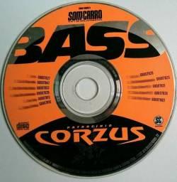 Coletânea Som & Carro 20 CD's Brazuca Bass SPL Corzus Sony Explod Kicker
