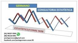 Assessoria e Consultoria Estatística