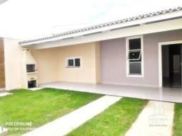 Casa com 3 dormitórios à venda, 125 m² por R$ 245.000,00 - Messejana - Fortaleza/CE