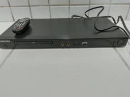 DVD Player Karaokê Samsung DVD-P390K c/ Entrada USB