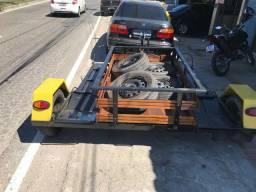 Frete e reboque carro e moto