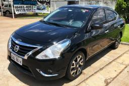 Nissan Versa Unique 1.6 16v Flexstart 4p Manual - 2016