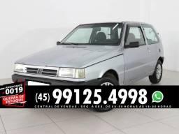 Fiat Uno mille 1.0 eletronic ie cinza - 1995