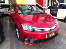 Corolla mais novo do Brasil - 2018