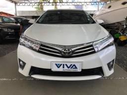 Toyota Corolla GLI 2016 automático  - 2016