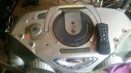 Radio cd Philips digital tuner AZ2025