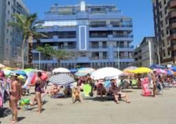 Apartamento frente para a praia 2 quartos climatizado - Meia Praia