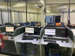 Estrutura pronta para Call Center, Telemarketing, Contact Center