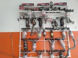 Catalisadores novos vários modelos  Aparti de 350.
