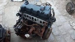 Motor Parcial Ford zetec 1.0 gasolina Fiesta Ka