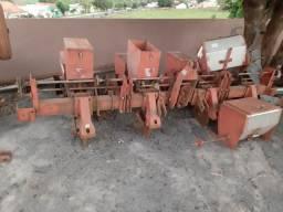 Plantadeira de hidraulico Fankhauser 4010
