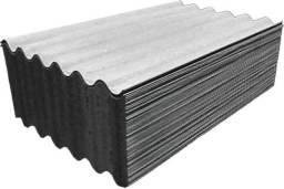 Telhas de fibrocimento 6 mm. 1.83 mts. R$-48,00 a unidade