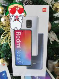 U*R*G*E*N*T*E Redmi Note 9 Pro da Xiaomi... Novo lacrado Garantia cartão