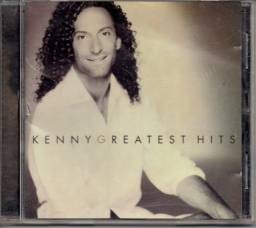 Cd - Kenny G - Greatest Hits