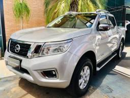Nissan Frontier LE 2018 Na garantia impecável !