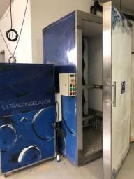 Ultracongelador cold air -40°