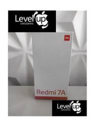 Alta Tecnologia.. Redmi 7A  da Xiaomi - NOVO-  Lacrado com Garantia e Entrega imediata