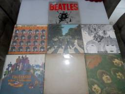 7 Lps Vinil Beatles - Raridades