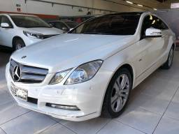 Mercedes benz e350 v6 coupe 2p 2012 blindada