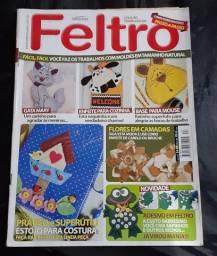 Revistas de artesanato variadas