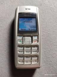 Nokia 1680 desbloqueado com carregador