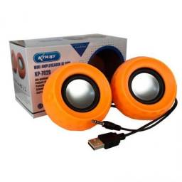 Promoção caixa de som knup 6w