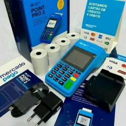 Point Pro 2 - Maquininha de cartão - Mercado Pago
