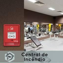 Instalação e Manutenção da Central de Incêndio