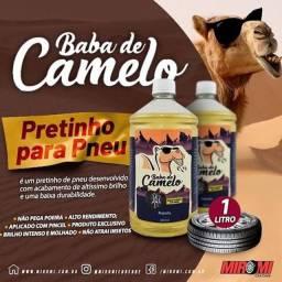 Título do anúncio: Pretinho de Pneu BABA DE CAMELO