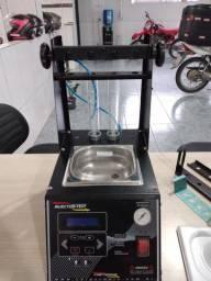Injector test limpeza de bico