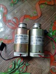 Título do anúncio: Motor Copal DC made in Tokyo