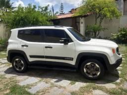 jeep renegade sport at9 diesel 4x4 - em perfeito estado - particular