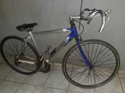 *Aceito proposta*Bicicleta Caloi de Alumínio