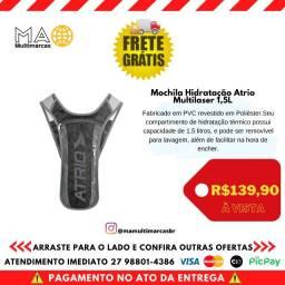 Super Desconto Mochila Hidrataçao Atrio Multilaser 1,5L