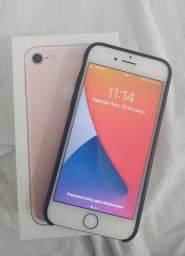 IPhone 7 Rose sem nenhum defeito