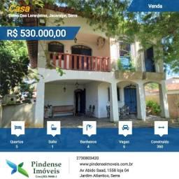 Casa duplex em Jacaraípe, 05 quartos