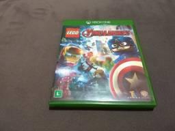 Lego Vingadores Xbox One - Mídia Física