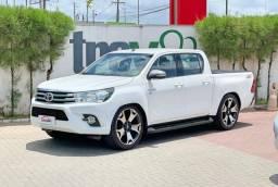 Título do anúncio: Toyota Hilux SRV Flex Aut 2017