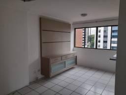 Apartamento com 2 dormitórios para alugar, 55 m² por R$ 1.950,00/mês - Casa Amarela - Reci