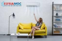 Título do anúncio: Manutenção, instalação e concerto em ar condicionado.