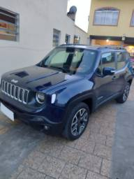 Jeep Renegade Longitude 2020 IPVA pago Financio