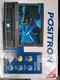 Rádio para carro Positron