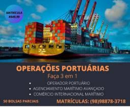 curso operações portuárias