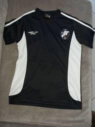 Camisa oficial do Vasco tamanho 10-12 anos.