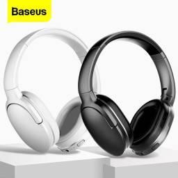 Fone de ouvido Bluetooth 5.0 Baseus d02 Pro Preto