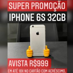 IPHONE 6S 32GB C/ MARCAS DE USO