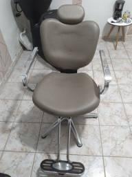 Cadeira hidráulica para salao