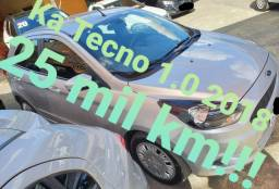 Ka Tecno 1.0 2018 25 Mil Km!!!